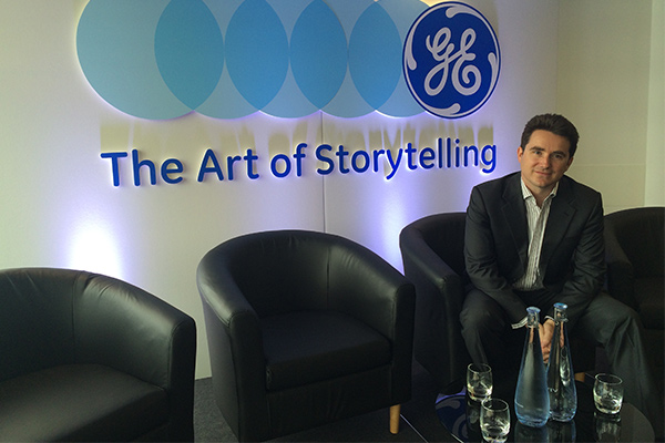 Simon Bucknall GE The Art of Storytelling